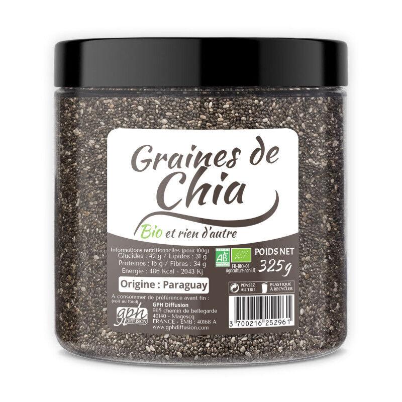 GPH Diffusion Graines de Chia Bio - GPH
