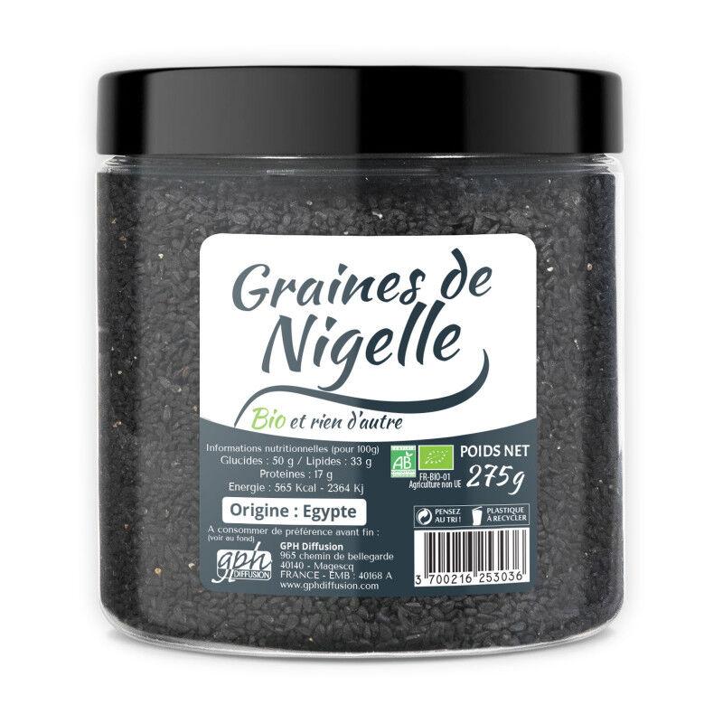 GPH Diffusion Graines de Nigelle Bio - GPH