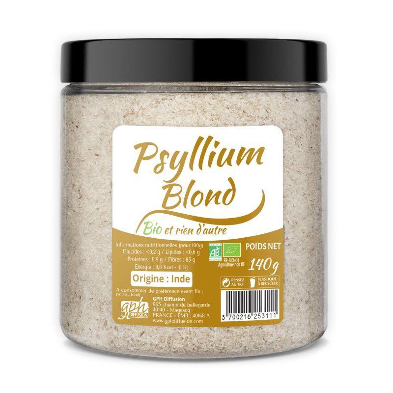 GPH Diffusion Psyllium Blond Bio - GPH