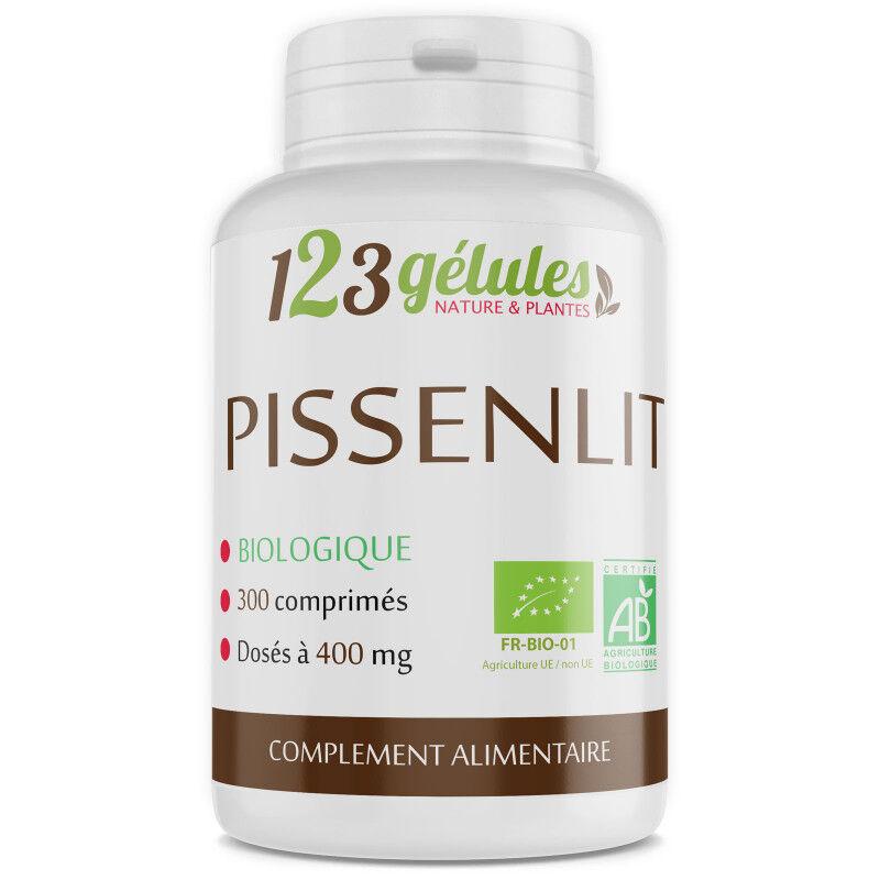 123gelules Pissenlit Bio Racine - 400 mg - 300 comprimés