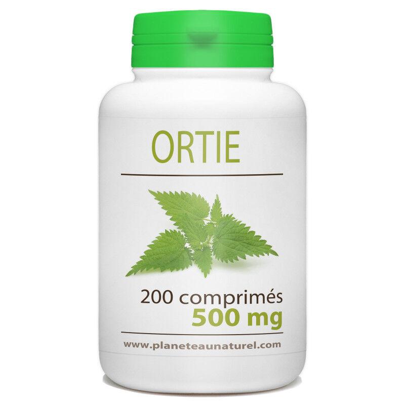 Planète au Naturel Ortie - 500 mg - 200 comprimés