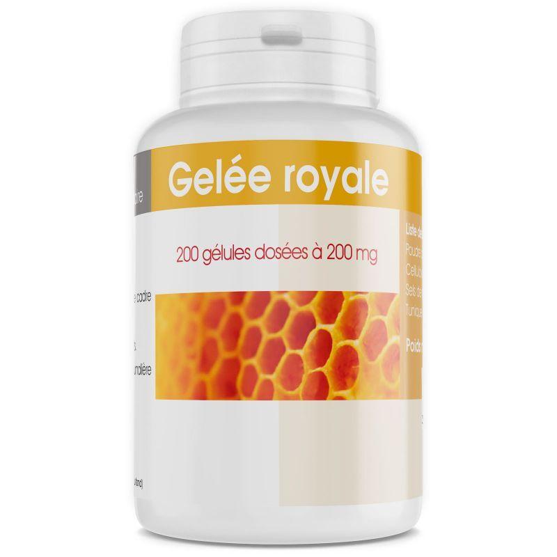 SPN Gelée Royale - 200 mg - 200 gélules