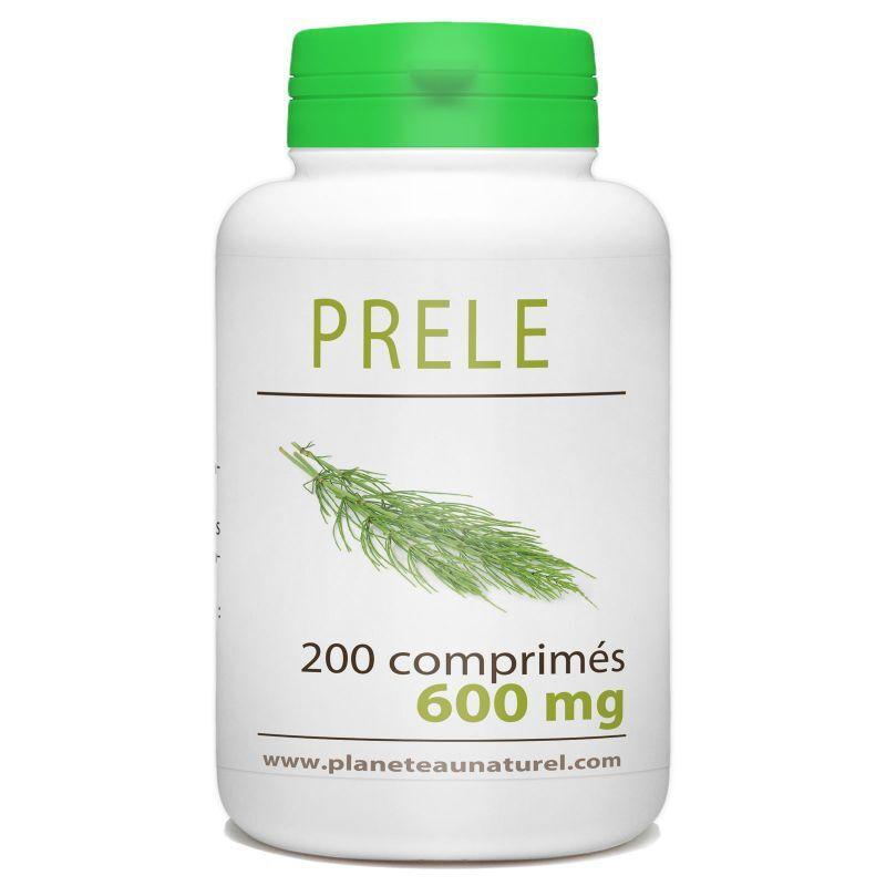 Planète au Naturel Prêle - 600 mg - 200 comprimés