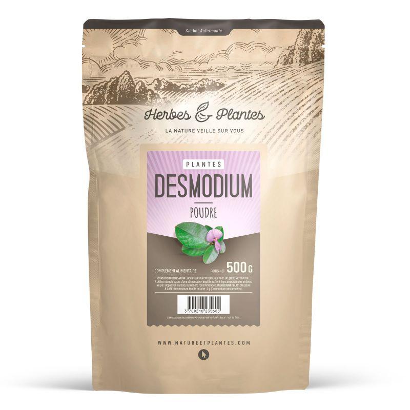 Herbes et Plantes Desmodium - 500 g poudre