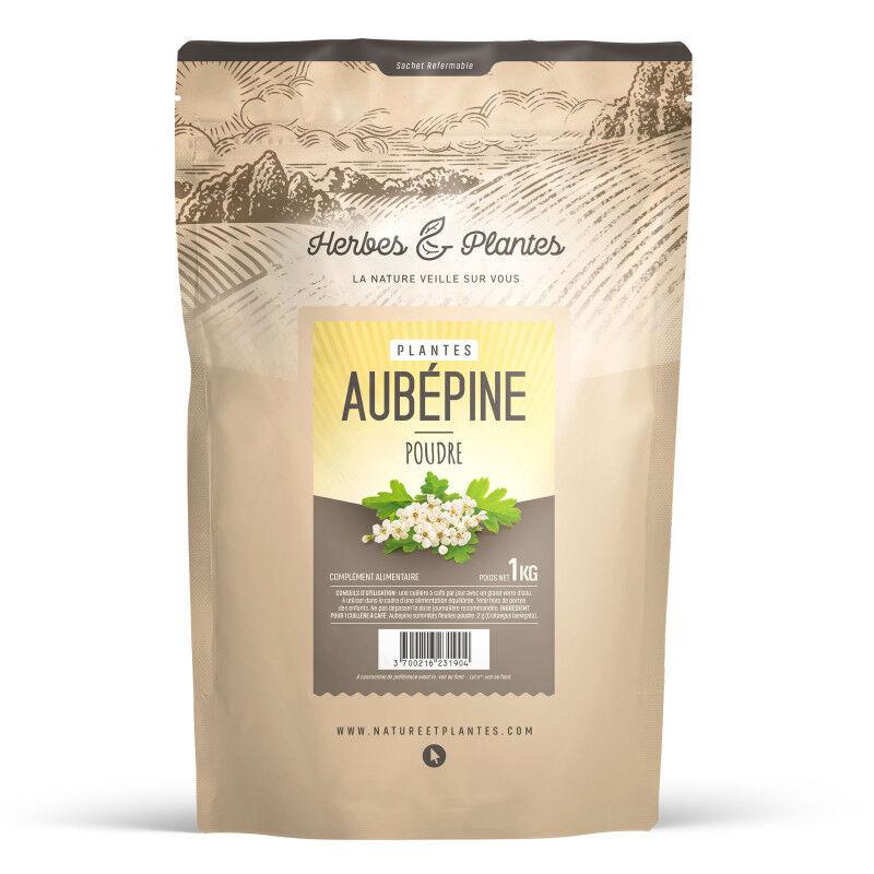 Herbes et Plantes Aubépine - 1 kg de poudre