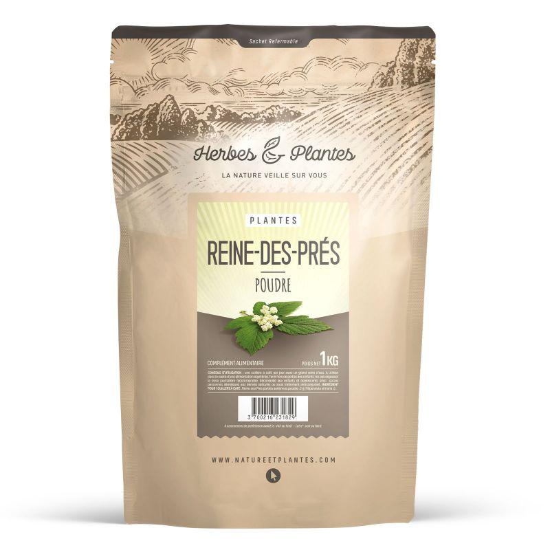 Herbes et Plantes Reine des Prés - Poudre 1 kg