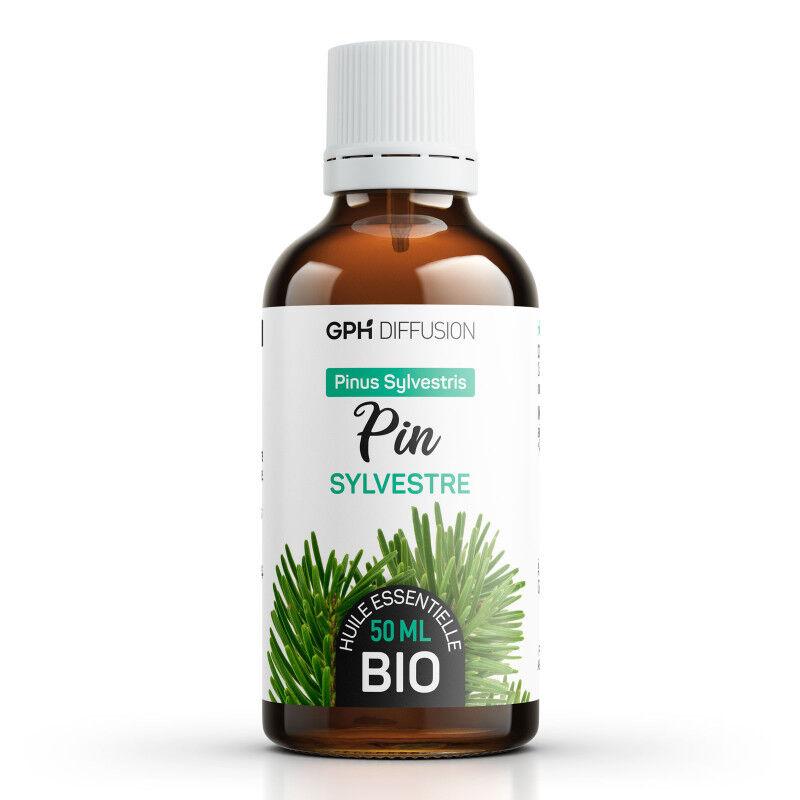 GPH Diffusion Huile Essentielle de Pin Sylvestre Bio