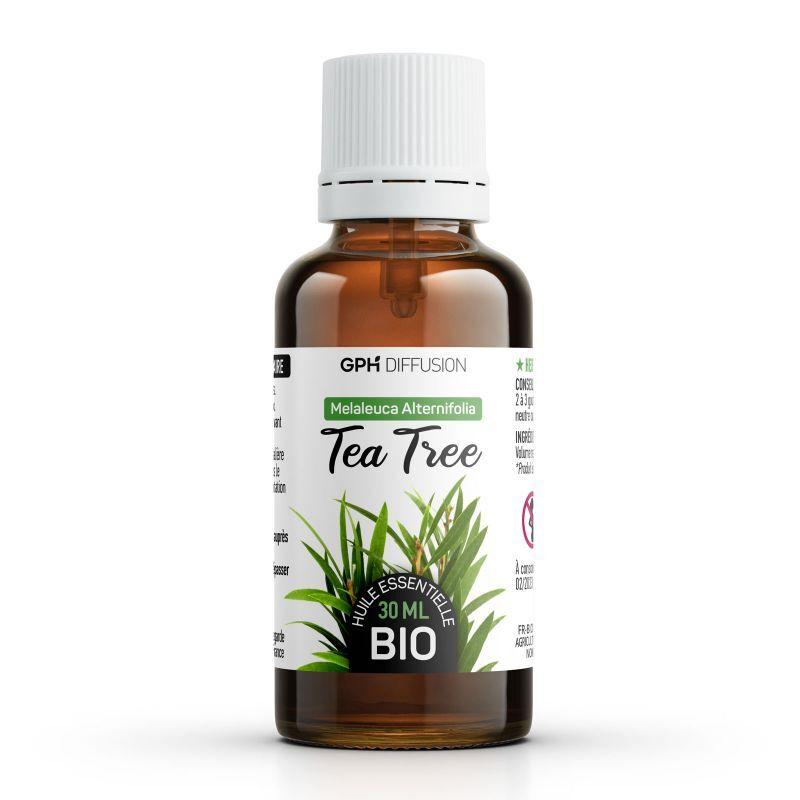 GPH Diffusion Huile Essentielle de Tea Tree Bio