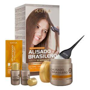 Kativa - Kit de Lissage Brésilien - 150 ml - Publicité