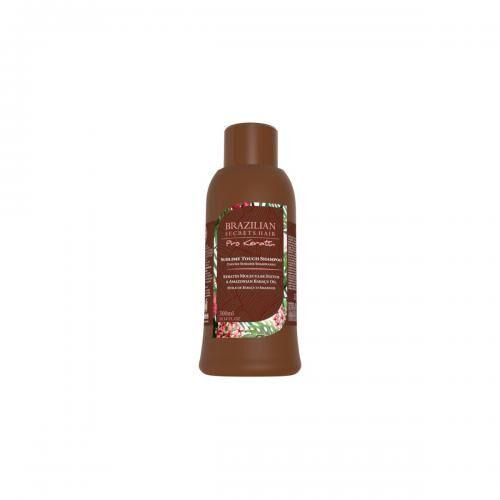 BRAZILIAN SECRETS HAIR 300 ml - Shampoing Sublime Touch - Pro Kératin - Brazilian Secrets Hair