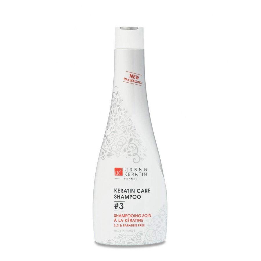 URBAN KERATIN 400 ml - Shampoing Sans Sulfates