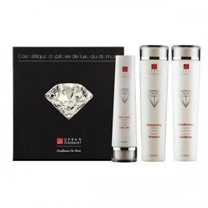 Urban Keratin Coffret Luxe Urban Diamant - 3 produits - Sans Sulfates
