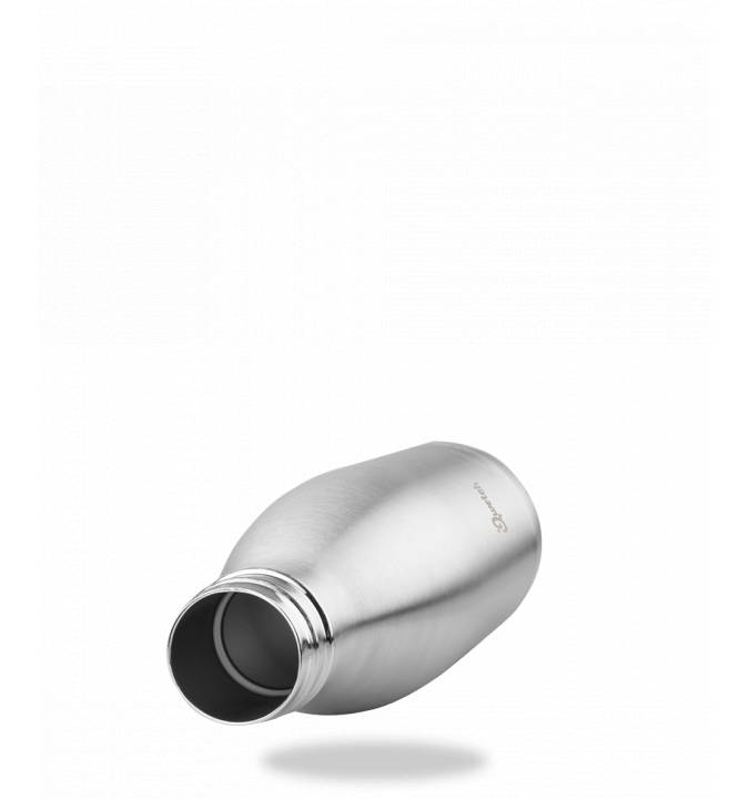Qwetch Bouteille isotherme Qwetch 750 ml inox