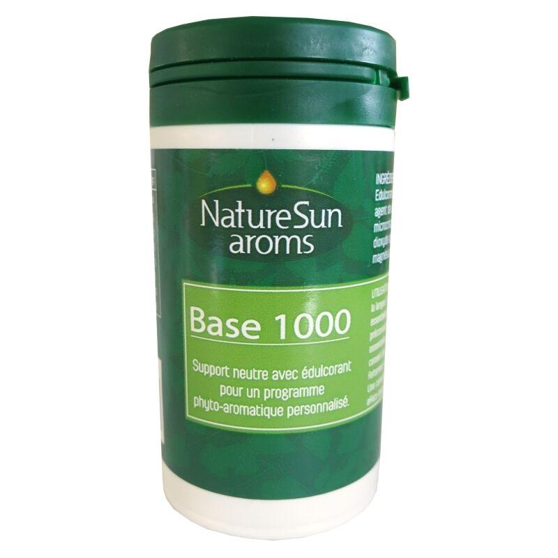 NatureSun arôms Base 1000 NatureSun arôms 45 comprimé neutres