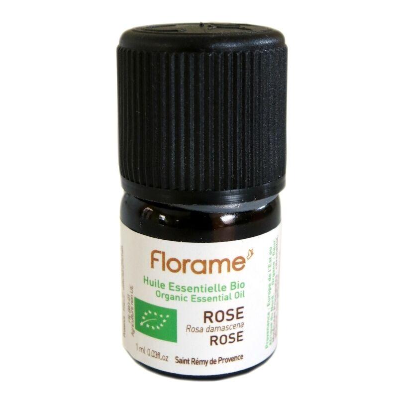 Florame Huile Essentielle de Rose de Damas bio Florame 1 ml