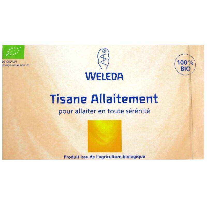 Weleda Tisane d'allaitement bio Weleda 20 sachets