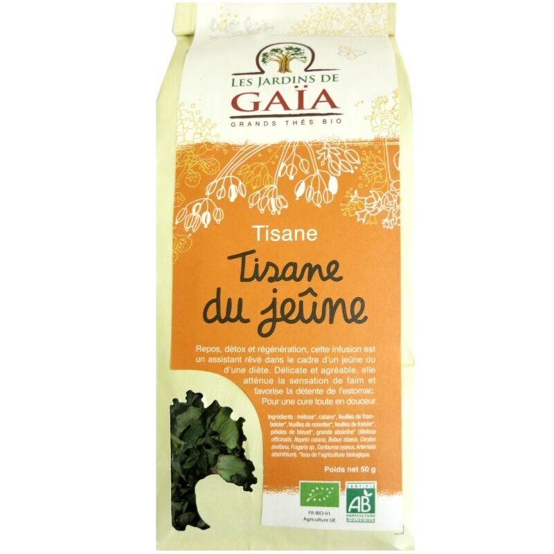 Les Jardins de Gaïa Tisane du jeûne  Jardins de Gaïa 50 g
