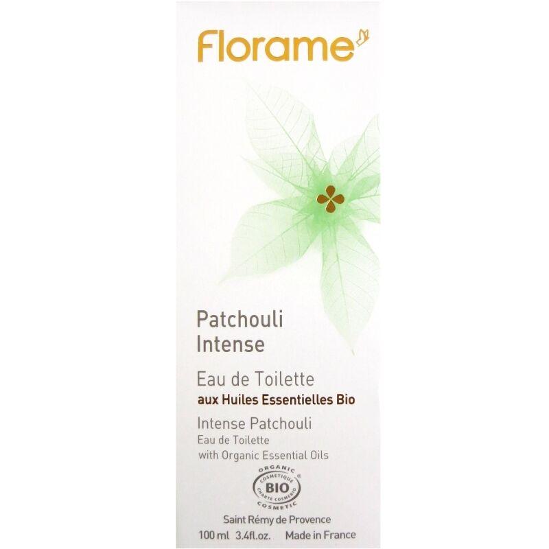 Florame Eau de toilette Patchouli Intense Florame 100ml