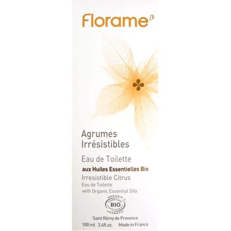 Florame Eau de toilette Agrumes Irrésistibles Florame 100ml