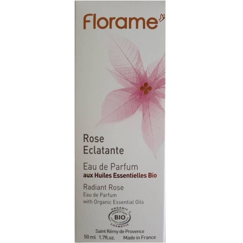 Florame Eau de Parfum Rose Eclatante Florame 50ml
