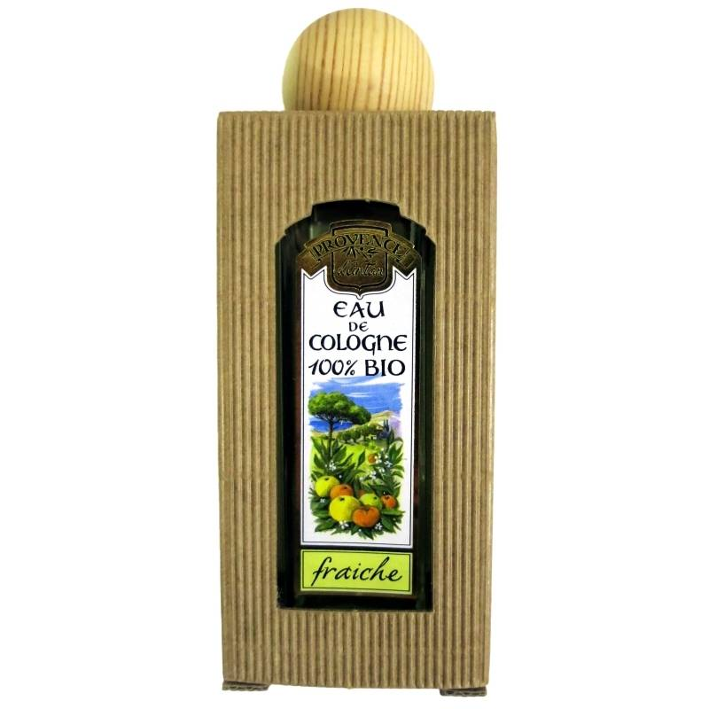 Araquelle Eau de Cologne bio Fraîche Provence d'Antan Araquelle 125ml