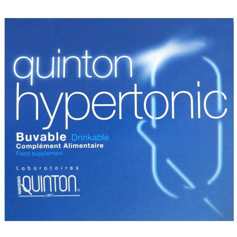 Source Claire Quinton hypertonic buvable 30 ampoules