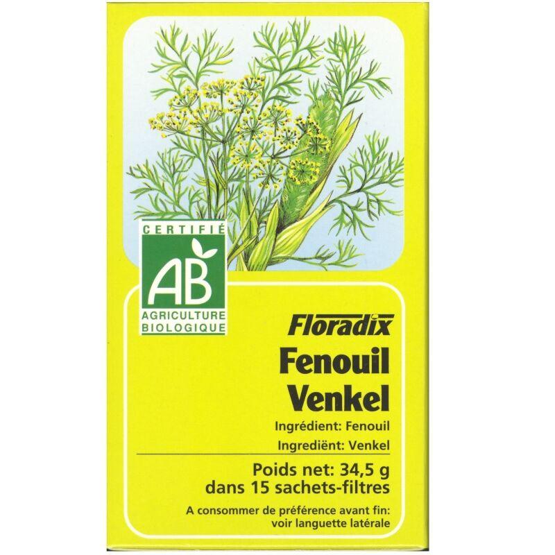 Salus France Tisane Floradix Fenouil