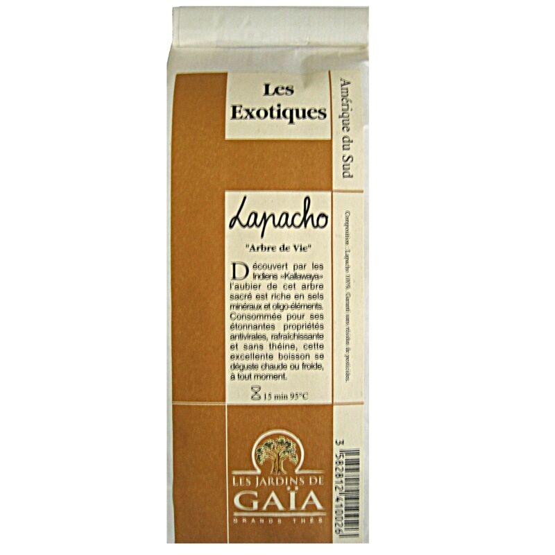 Les Jardins de Gaïa Tisane bio Lapacho
