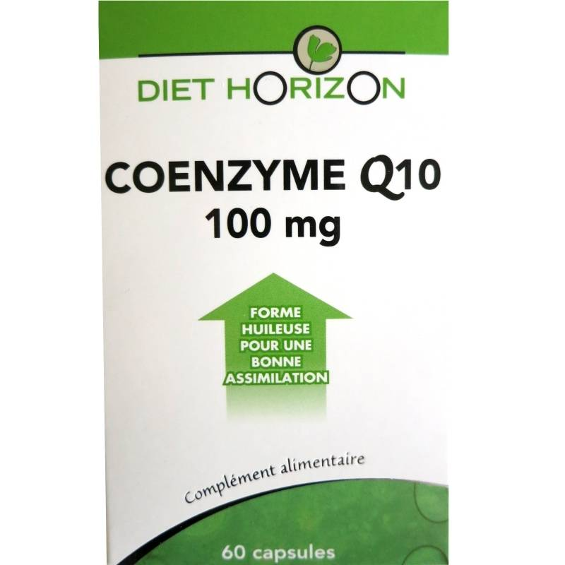 Diet Horizon Coenzyme Q10 Diet Horizon 100mg