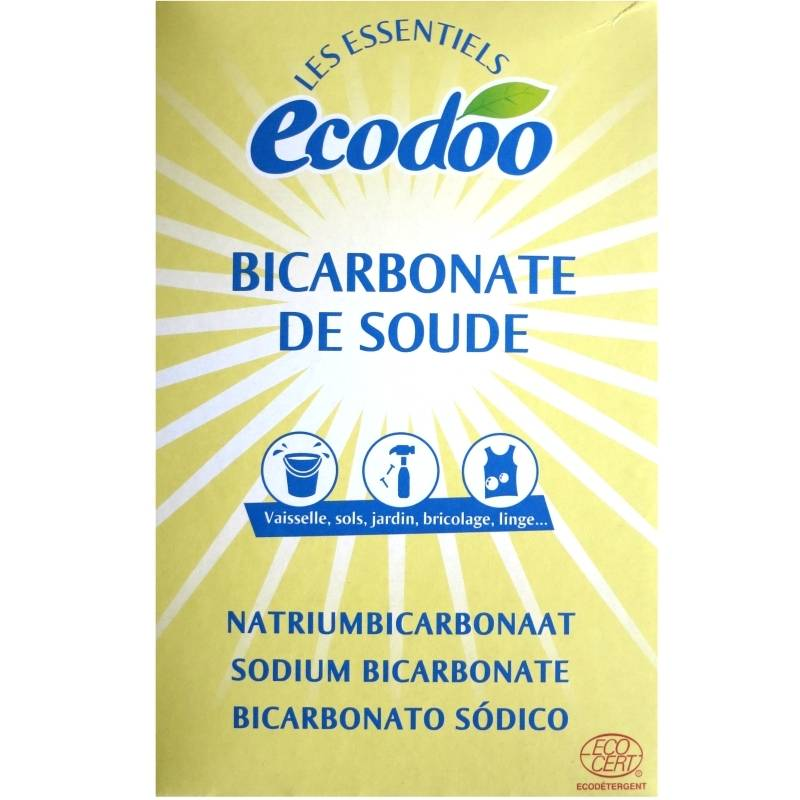 Ecodoo Bicarbonate de soude Ecodoo 500 g