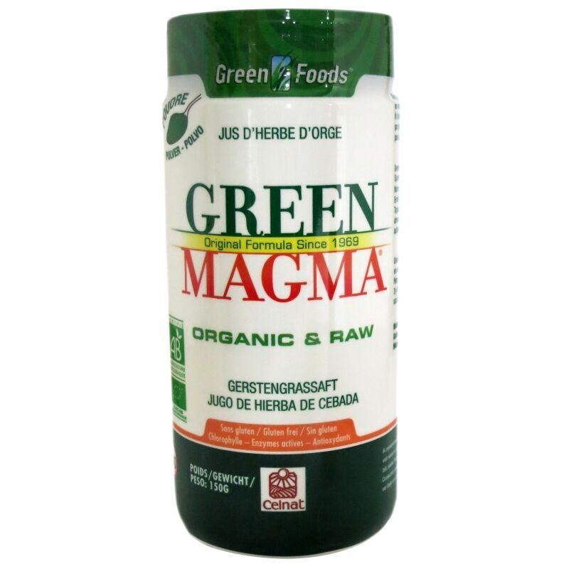 Celnat Green Magma poudre de jus d'herbe d'orge Celnat 150g