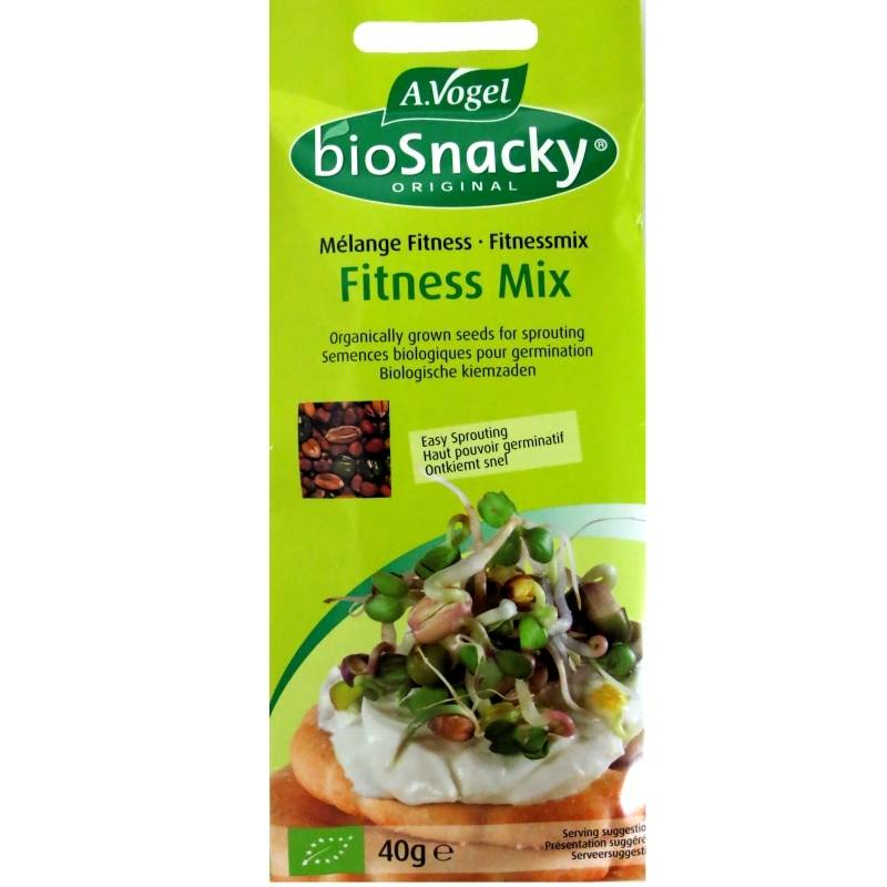 A. Vogel Mélange de graines à germer Fitness BioSnacky