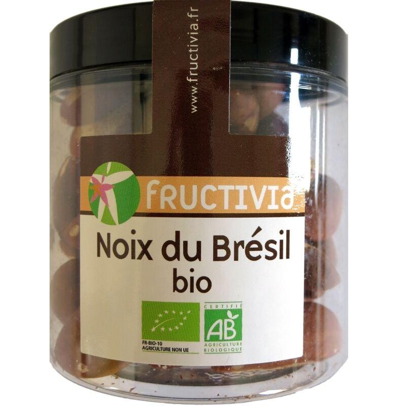 Fructivia Noix du Brésil bio Fructivia 130g