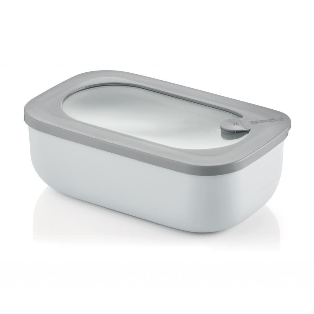 Firplast Boîte Bento réutilisable grise 900ml (x4) Firplast