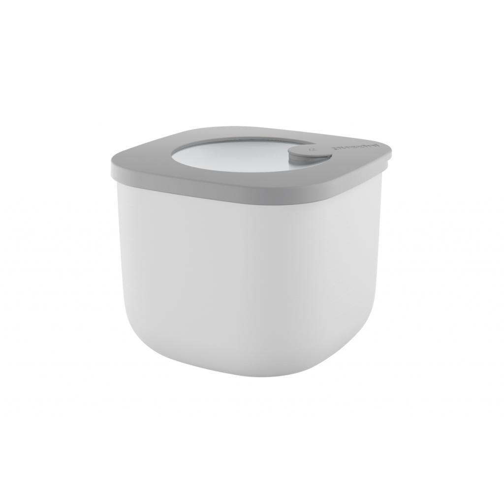 Firplast Boîte Bento réutilisable grise 750ml (x4) Firplast