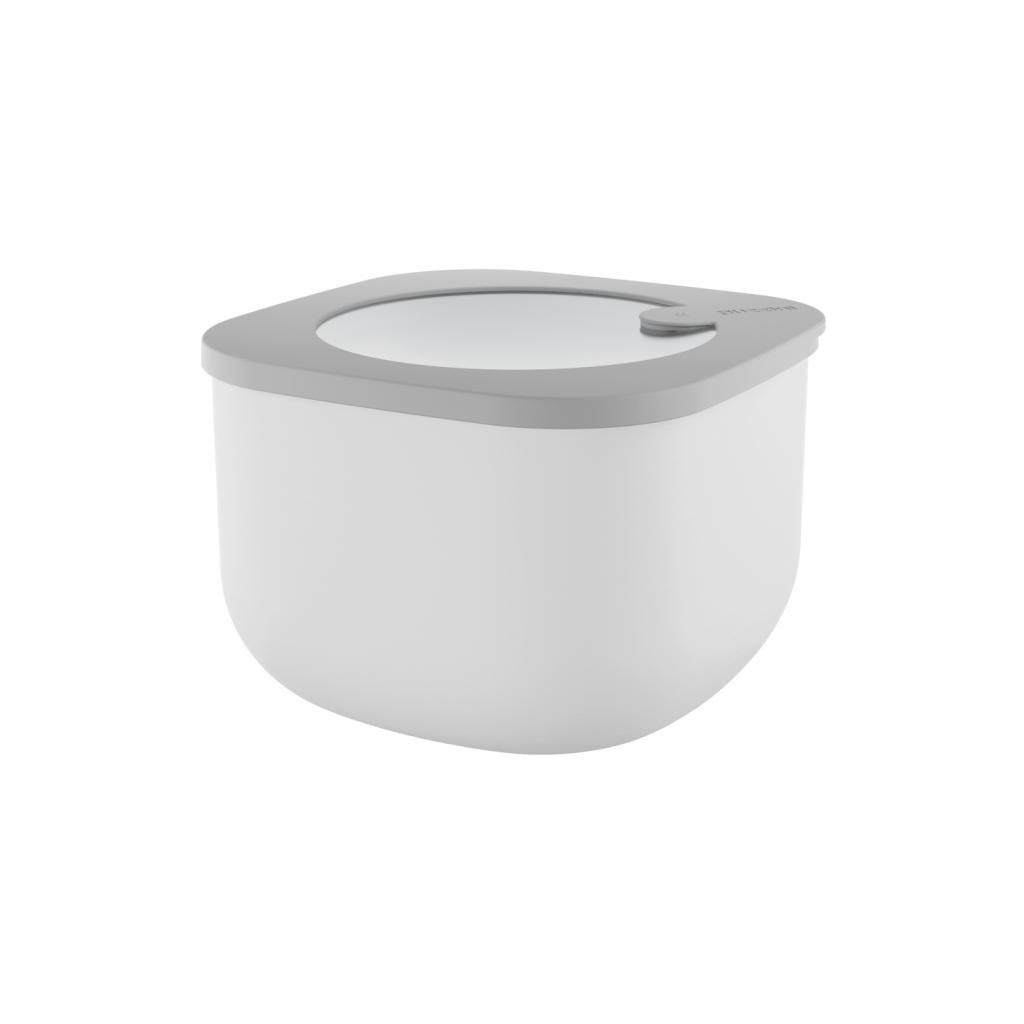 Firplast Boîte Bento réutilisable grise 1550ml (x2) Firplast