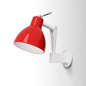 Rotaliana Luxy W0 - Blanc/Rouge - Rotaliana - Publicité