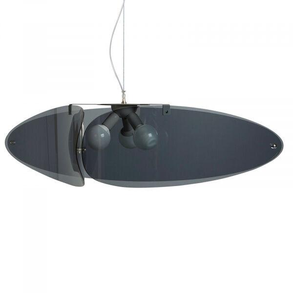 Emporium Lampe suspension Bellatrix Maxi - Fumé - Emporium