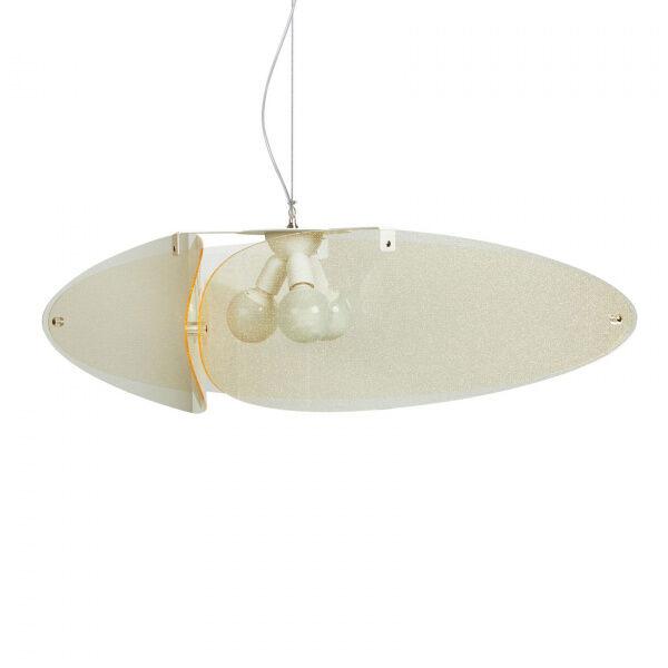 Emporium Lampe suspension Bellatrix Maxi - Texture Gold - Emporium