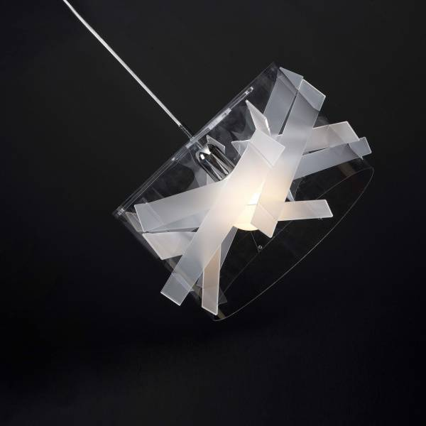 Emporium Lampe suspension Bibangmaxi - Blanc satiné - Emporium