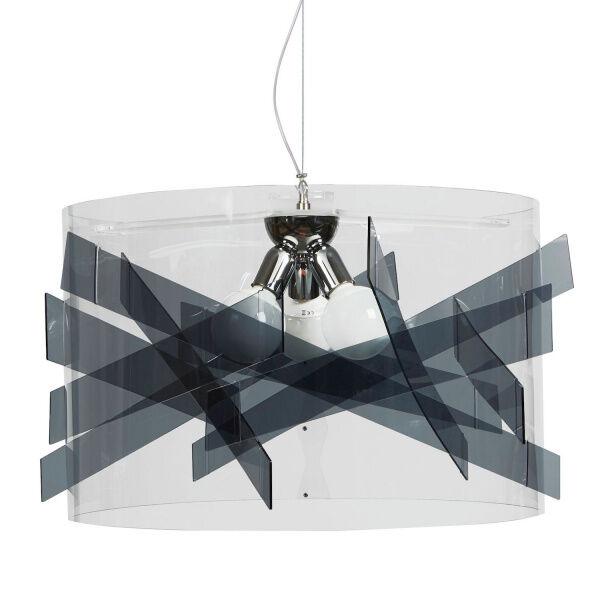 Emporium Lampe suspension Bibangmaxi - Fumé - Emporium
