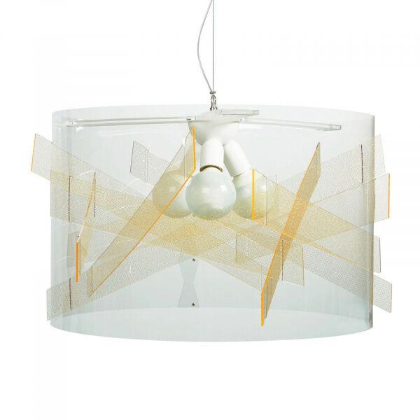 Emporium Lampe suspension Bibangmaxi - Texture Gold - Emporium