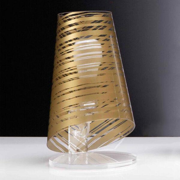 Emporium Lampe de chevet Pixi Mini - Or - Emporium