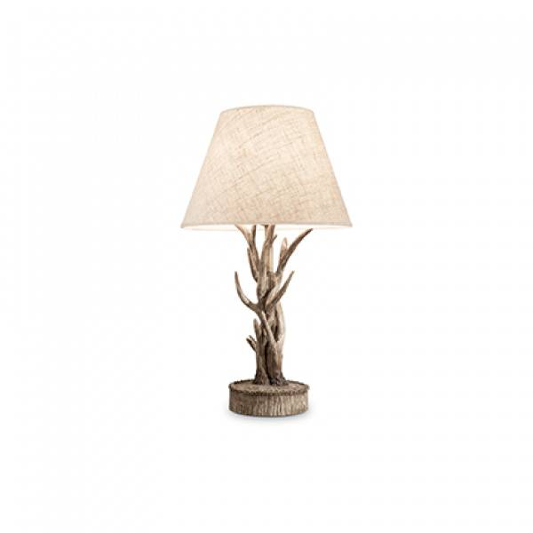 Ideal Lux Chalet TL1 - Beige - Ideal Lux