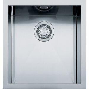 Franke Planar - Inox Évier PPX 110-38, 420x450 mm (122.0203.472)