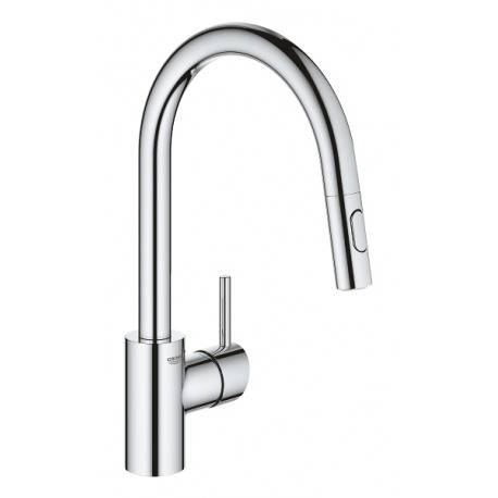 Grohe CONCETTO Mitigeur monocommande evier (31483002)