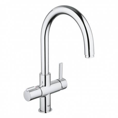 Grohe Red Duo  Mitigeur évier
