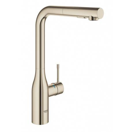 Grohe Essence Mitigeur monocommande Evier Nickel poli 30270BE0