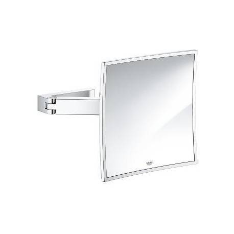 Grohe Selection Cube - Miroir cosmétique chrome / miroir (40808000)