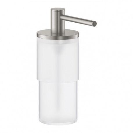 Grohe Atrio Distributeur de savon liquide, Supersteel (40306DC3)